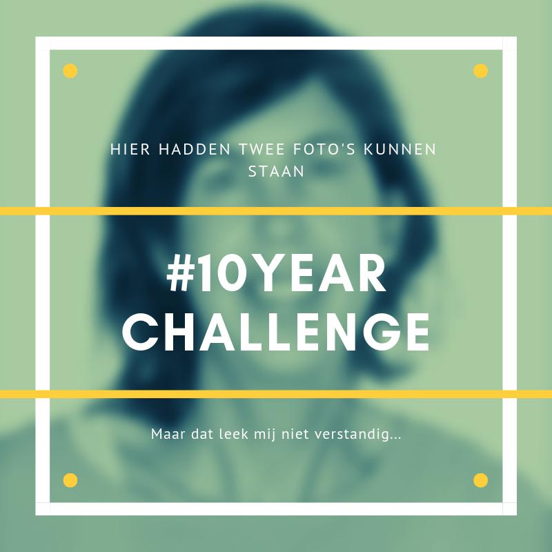 #10year challenge
